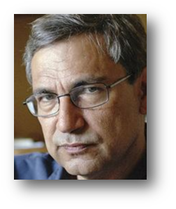 orhan pamuk essays and a story