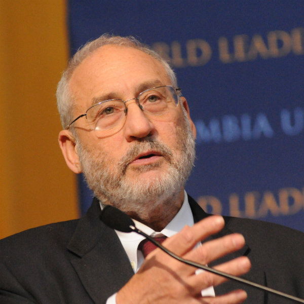 Joseph E. Stiglitz, Committee on Global Thought