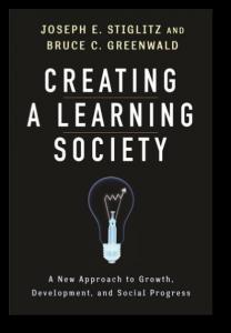 Stiglitz - Creating a Learning Society shadow