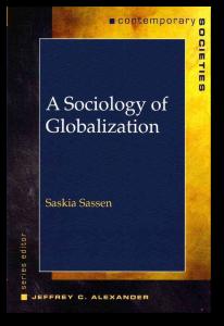 A Sociology of Globalization - Sassen