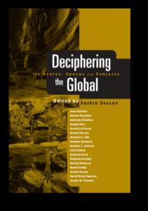 Deciphering the Global - Sassen