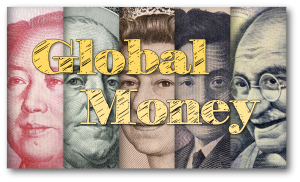 Global Money text shadow