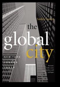 The Global City - Sassen