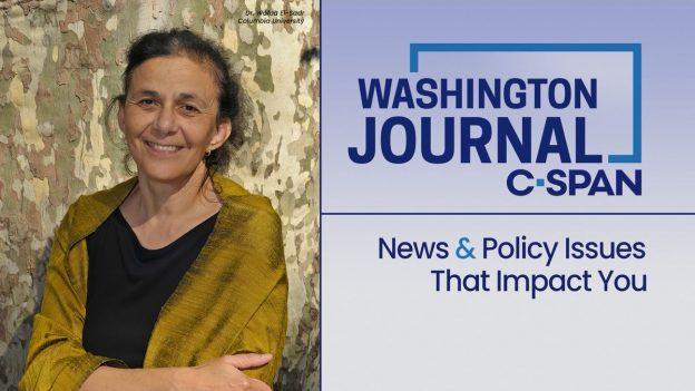 Dr. Wafaa El-Sadr on U.S. Coronavirus Response