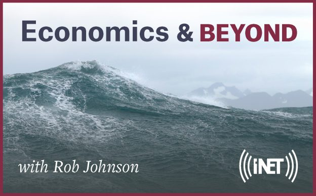 Economics & Beyond with Rob Johnson: An Economy Without Spare Tires