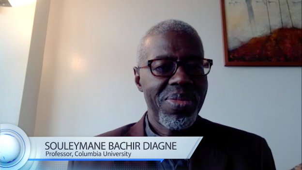 Water Diplomacy Talks – Professor Souleymane Bachir Diagne