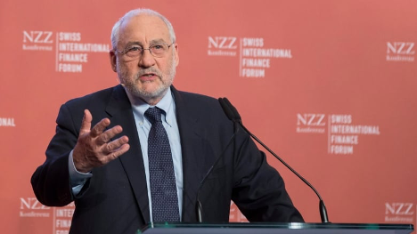 Nobel laureate Joseph Stiglitz on economic recovery after COVID-19